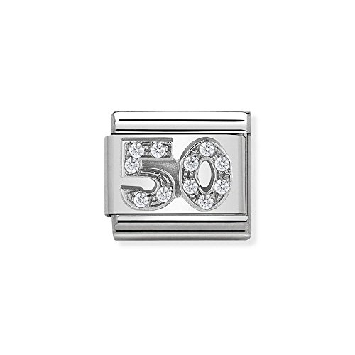 Nomination Women Stainless Steel Bead Charm - 330304/23