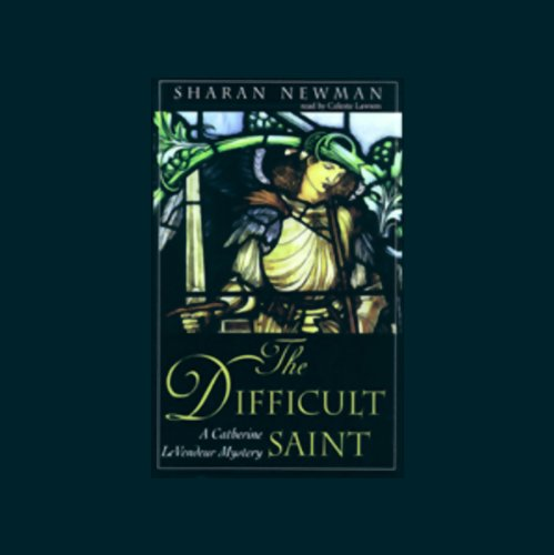 The Difficult Saint  audiobook cover art
