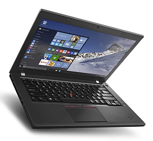 Lenovo ThinkPad T460 14 Zoll 1920×1080 Full HD Intel Core i5 256GB SSD Festplatte 8GB Speicher Windows 10 Pro MAR UMTS LTE Business Notebook Laptop (Zertifiziert und Generalüberholt)