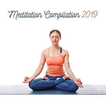 Meditation Compilation 2019 - Harmony Yoga Music, Oriental Yoga, Meditation Music Zone, Yoga Training, Soothing Sounds to Calm Down, Yoga Meditation