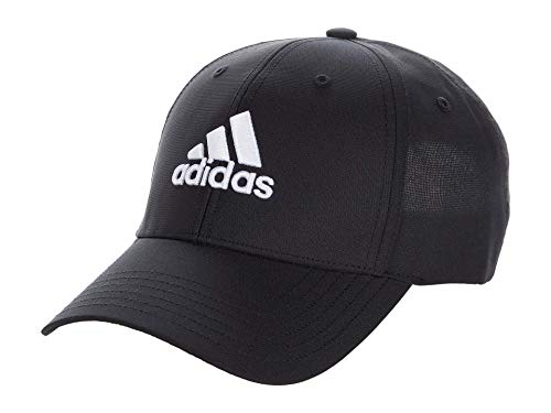 adidas Golf Golf Men's Performance Hat, Black, One Size Fits Most