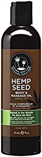 New - Massage And Body Oil - 8 Oz Naked In The Woods Earthly Body