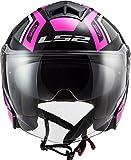 Immagine 2 ls2 casco moto jet of573