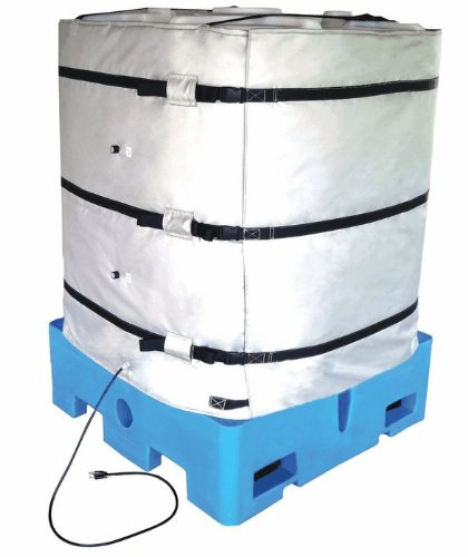 Best Bargain BriskHeat AO-09302-06 Tote Tank/IBC Blanket Heater, 36, 240V