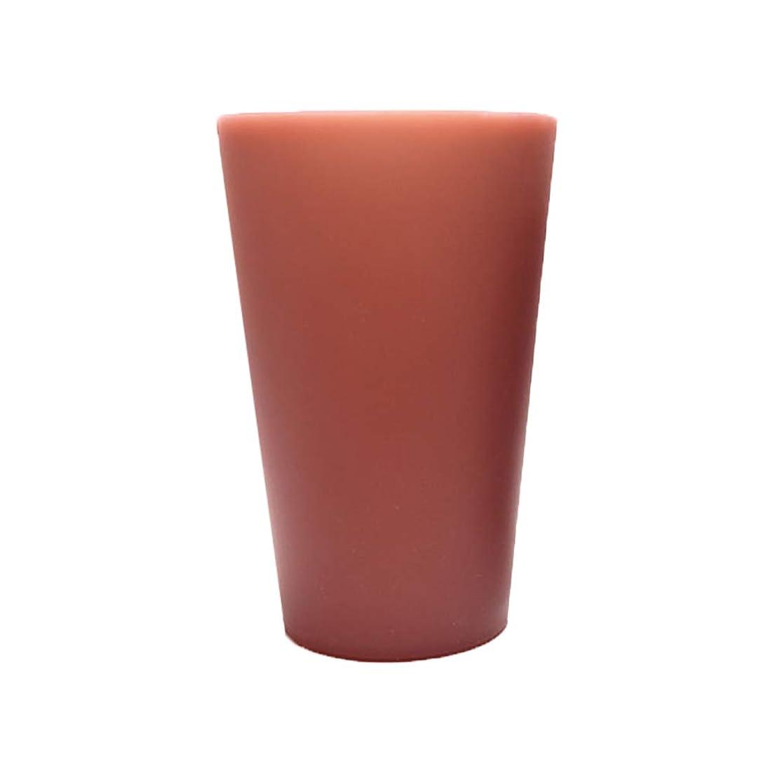 自己尊重呼吸する領事館KINDOYO 折りたたみカップ - シリコーン 食品級 超軽量 コップ カップ 野外運動 590ML