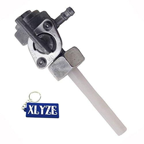 XLYZE M16 x 1.5mm Grifo de la válvula de cierre del combustible de gas Interruptor del tanque de la llave de paso para el generador UST GG 2300 3500 5500 7500N