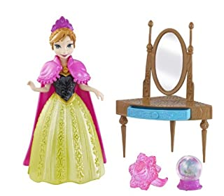 Disney Frozen Magiclip Small Doll Anna Giftset (B00EAO023C) | Amazon price tracker / tracking, Amazon price history charts, Amazon price watches, Amazon price drop alerts
