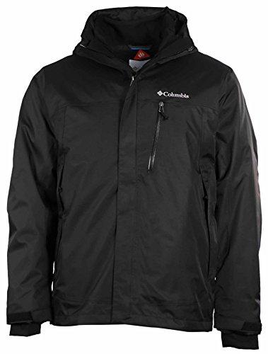 Columbia Men's Rural Mountain Interchange Omni-Heat 3in 1 Jacket