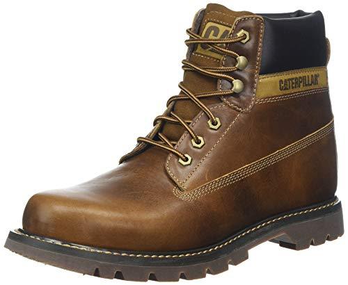 Cat Footwear Colorado, Botas Clasicas Hombre, Marrón (Brown P720263), 43 EU