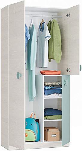 Jugend Schlafzimmermöbel-Paket für Bettgestelle und Schränke Anzahl der Schlafzimmer,A