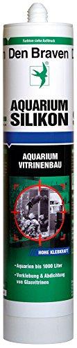 El braven silicona acuario de 300 ml de agua dulce y de agua de mar resistente, de alta elasticidad, acuarios de silicona fabricado en Europa, de transparencia, CSS33A105001