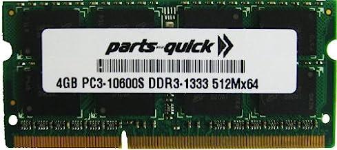 PC3-8500 4GB DDR3-1066 RAM Memory Upgrade for The Compaq//HP DV6 Series dv6-3012he