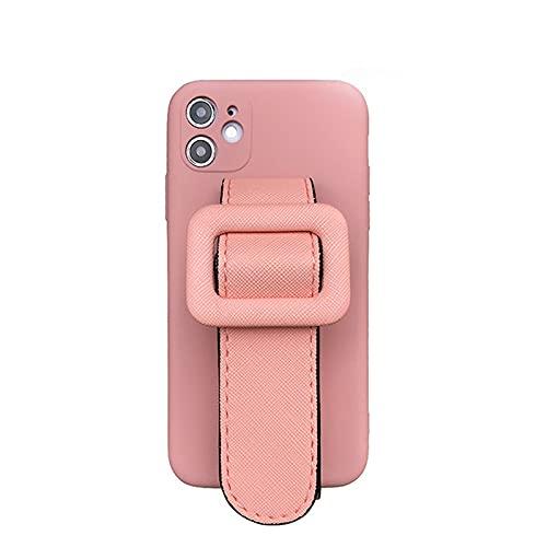SZbiu Funda Protectora de telefonía móvil de la Pulsera Impermeable con antifall de Personalidad, para iPhone12, iPhone12Pro, iPhone12PROMAX, iPhone 12MINI