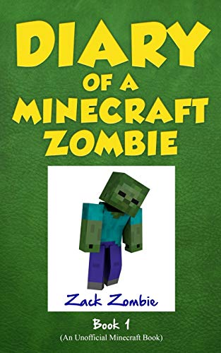 Diary of a Minecraft Zombie Book 1: A Scare of a Dare (Library Edition) (Volume 1)
