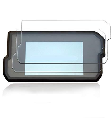 [2 Stück] Displayschutzfolie Tacho Schutzfolie geeignet für KTM Adventure 790 2019+ 2x Ultra Clear