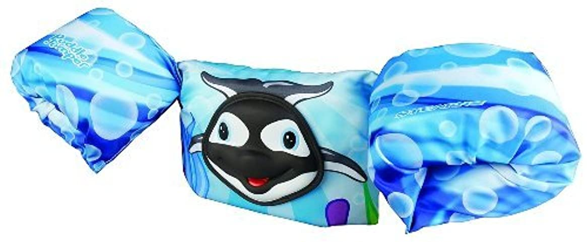 Stearns Puddle Jumper Kids Deluxe 3D Life Jacket | Premium Life Vest for Children with 3D Character