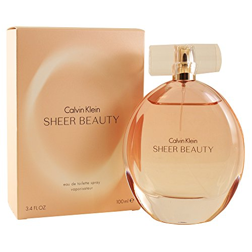 Calvin Klein Sheer Beauty Women EDT Spray 100.0...
