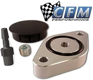 CFM Performance 4-0300 Symposer Delete with Pressure Port for 2013-2018 Ford Focus ST ST250