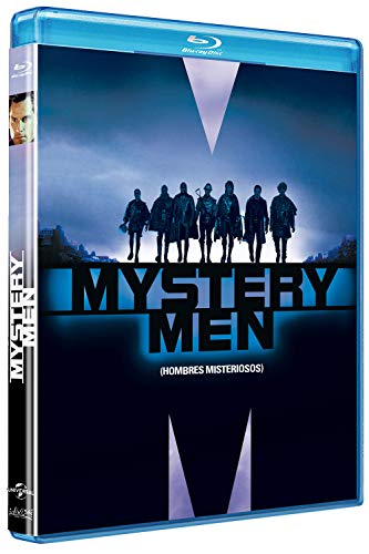 Mystery Men (Hombres Mist