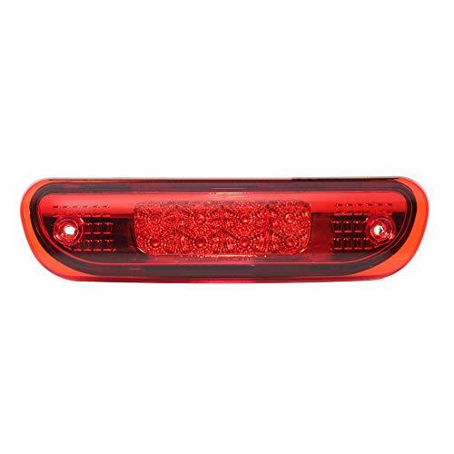 Lechnical LED Cargo Lamp High Level 3. Rücklicht Bremslicht Bremsleuchte Ersatz für Jeep Grand Cherokee 1999-2004, 55155140AB, 55155140