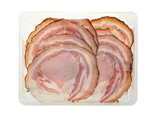Kreutzers | Porchetta Aufschnitt Brotbelag Delikatesse aus Italien in Scheiben | 100g