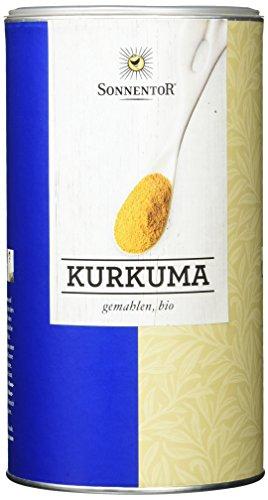 Sonnentor Kurkuma gemahlen Gastrodose bio, 550 g