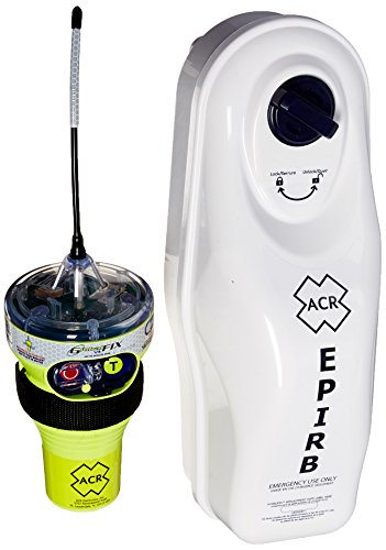 ACR GlobalFix V4 Cat 1 EPIRB (Automatic) - Programmed for US Registration