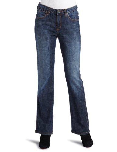 Wrangler Damen Jeans Gr. 44 Kurz, denim