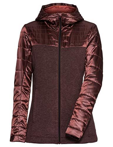 VAUDE Godhavn Padded Jacket II Pantalons Femme, Rose/Baie, Taille 54