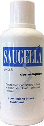 12 x SAUGELLA Detergente Dermoliquido Grande 500 ML