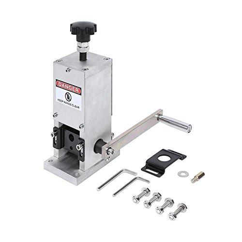 1.5-25mm Máquina Peladora de Chatarra Estriptista Manual de Cable Herramienta de Reciclaje de Metal