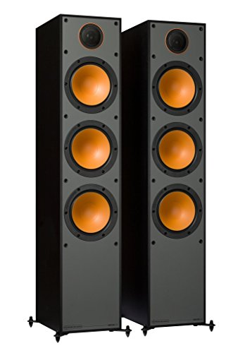 Monitor Audio Monitor 300 Standlautsprecher (Paar) schwarz