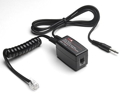 VEC TRX-20 3.5MM Direct Connect Telephone Record Device (ADAPTER ONLY)