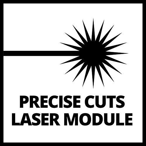 Einhell Akku-Zug-Kapp-Gehrungssäge TE-SM 36/210 Li-Solo Power X-Change (Li-Ion, 36 V, leichtgängige Zugfunktion, Schnittlinien-Laser, ohne Akku und Ladegerät) - 11