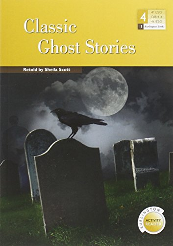 Classic Ghost Stories 4 ESO