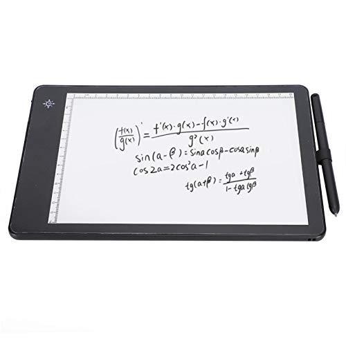 SALUTUYA Tableta de Escritura LCD, Tablero de Dibujo electrónico de 3 Posiciones de Ajuste, para Pintar Dibujos y Listas de Notas para niños, niños y niñas, Regalos