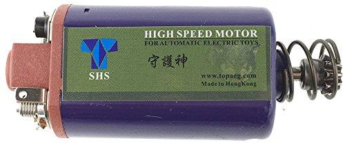 SportPro High Speed Short Shaft Motor for AEG Airsoft – Blue