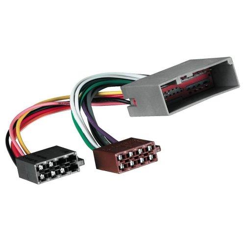 Hama Car Adapter ISO Ford Fiesta/Fusion 2002 Adaptador de Cable - Adaptador para Cable (ISO)