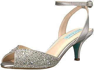 Blue by Betsey Johnson Women's Sb-Royal Heeled Sandal