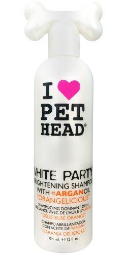 Pet Head White Party Shampooing Brillance - 354 ml