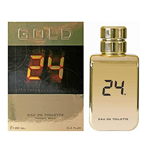 24 Gold The Fragrance Jack Bauer by ScentStory - Eau De Toilette Spray 3.4 oz 24 Gold The Fragrance by SCENTSTORY