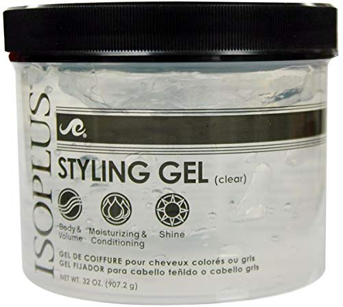 Isoplus Styl Gel [Clear] (Pack of 2)