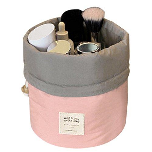 Cravog Bolsa de baño de viaje, ideal para cosméticos y maquillaje P talla única