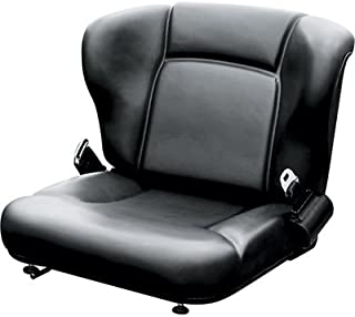 Wise Toyota-Style Universal Bucket Seat Assembly - Black, Model Number WM1357