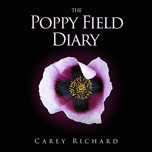 The Poppy Field Diary audiobook cover art