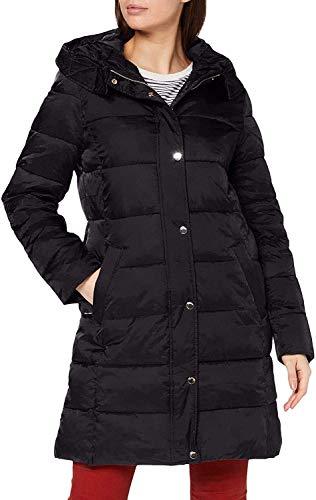 ESPRIT Collection Damen 090EO1G311 Jacke, 001/BLACK, M