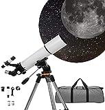 MKDASFD 4K 10-300X40mm Super Teleobjetivo Zoom Monocular Telescopio Trípode Protección para los Ojos Impermeable FMC Teléfono de Ajuste de transmisión Ultra Alta