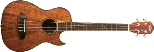 Oscar Schmidt by Washburn OU55CE Baritone Acoustic-Electric Ukulele
