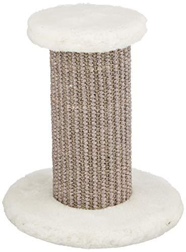 Trixie 49922 Kletterstufe zur Wandmontage, ø 18 × 22 cm, weiß/grau