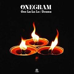ONEGRAM「Drama」の歌詞を収録したCDジャケット画像
